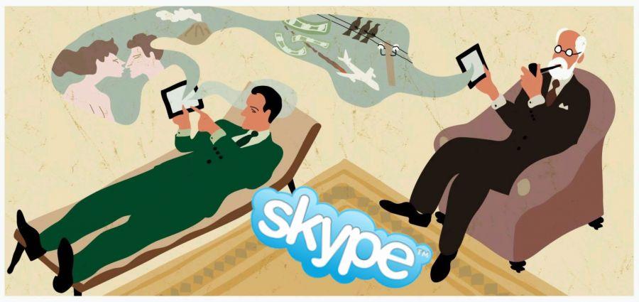 Terapia Via Skype Psicologo Psicoterapeuta A Roma